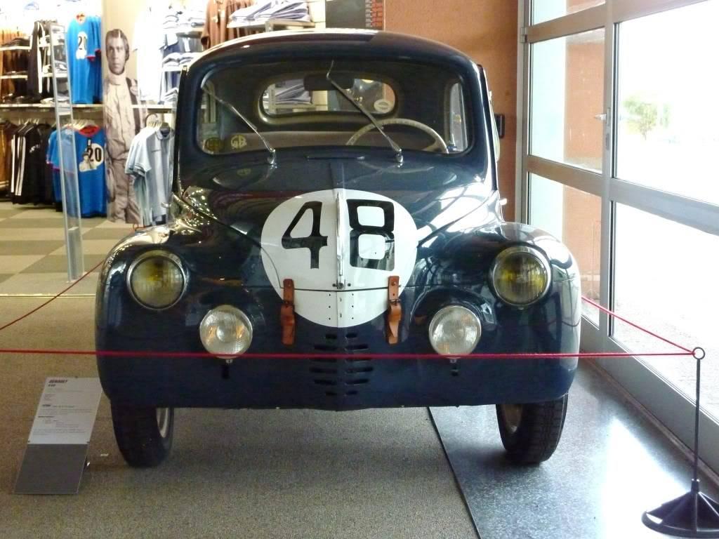 [ FOTOS ] Visita al Museo de las 24h de Le Mans P1020971