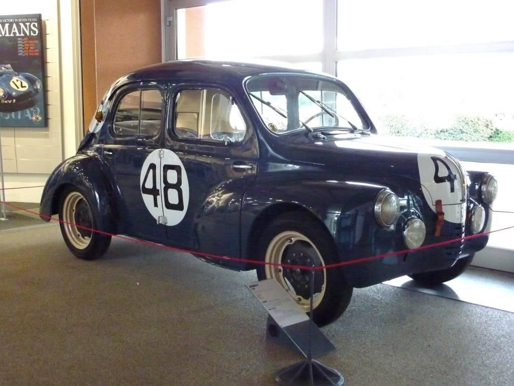 [ FOTOS ] Visita al Museo de las 24h de Le Mans P1020972