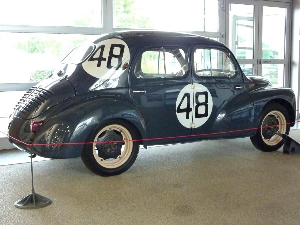 [ FOTOS ] Visita al Museo de las 24h de Le Mans P1020973