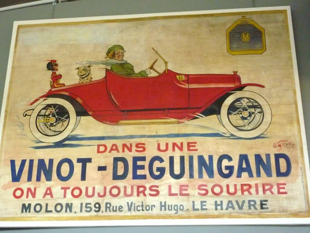[ FOTOS ] Visita al Museo de las 24h de Le Mans P1020974