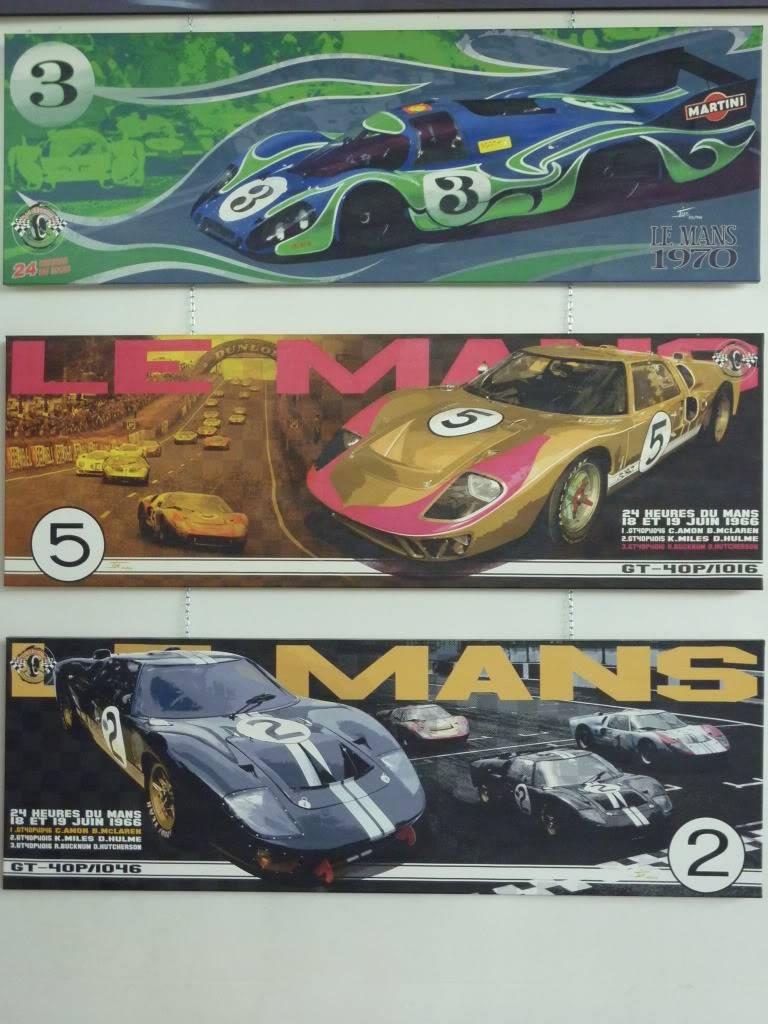 [ FOTOS ] Visita al Museo de las 24h de Le Mans P1020975