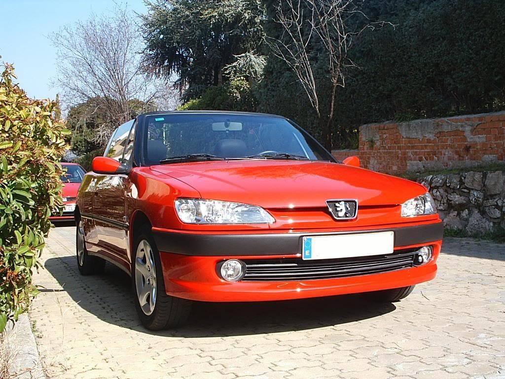 306   bonjour  voici mon cabriolet 306 100ch de 2001