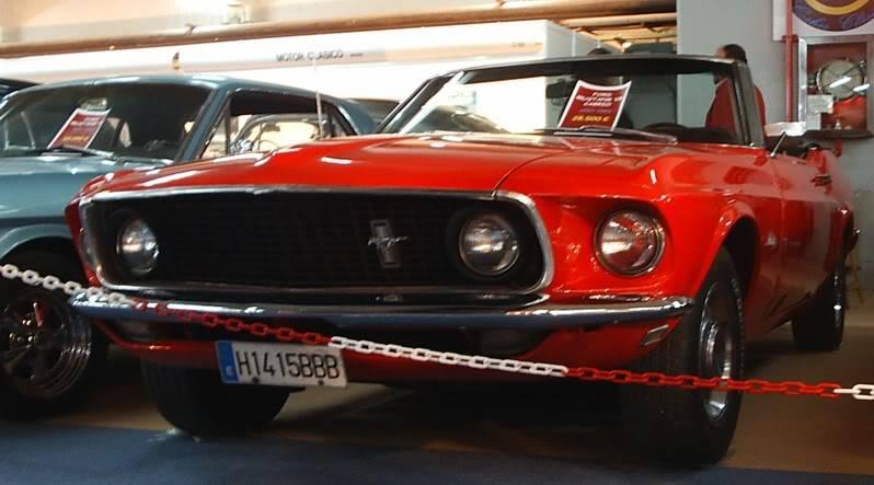 [ FOTOS ] Retromóvil 2006 MUSTANGrouge1