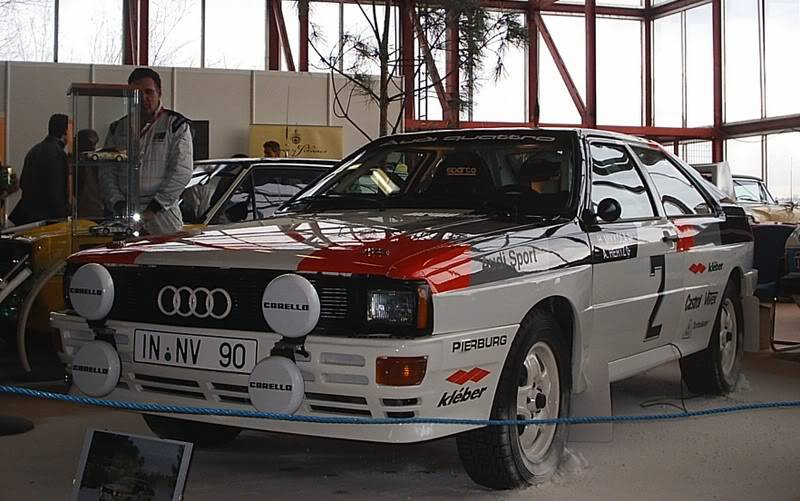 [ FOTOS ] Retromóvil 2007 AUDI