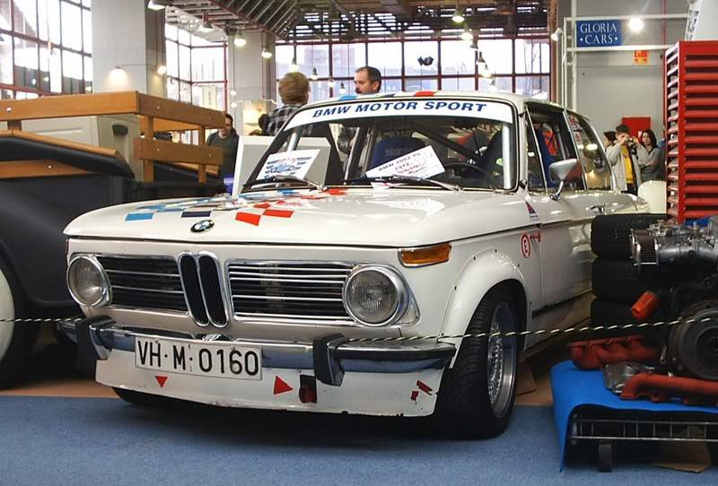 [ FOTOS ] Retromóvil 2007 BMW