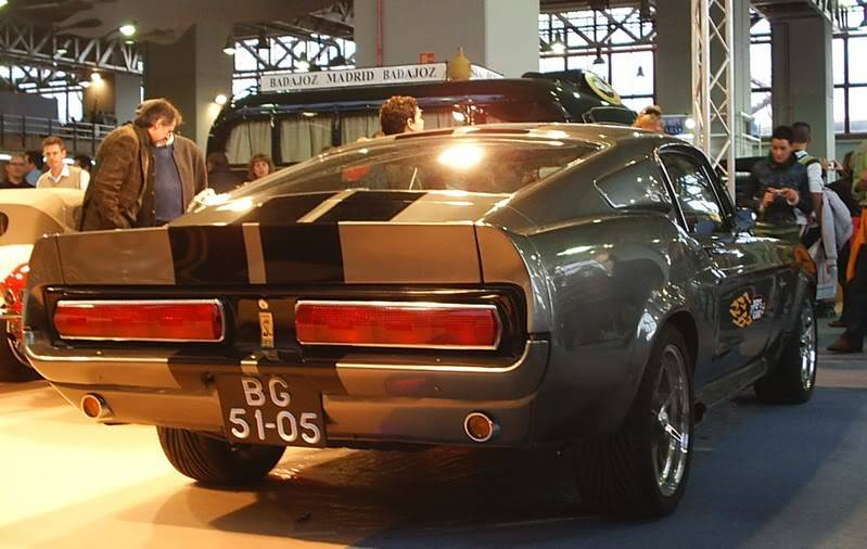 [ FOTOS ] Retromóvil 2007 MustangGT5002