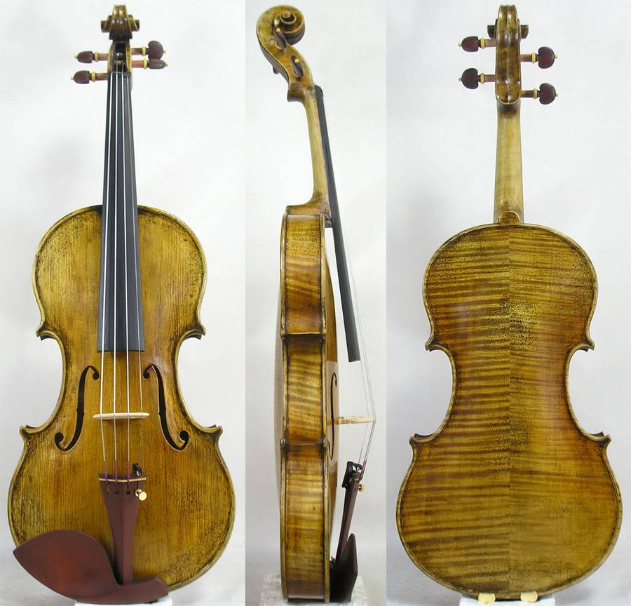 Extreme Newbie: Which violin to buy? A622-1