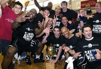 Basquetebol: Ovarense é tricampeã nacional Ovarense-basquetebol