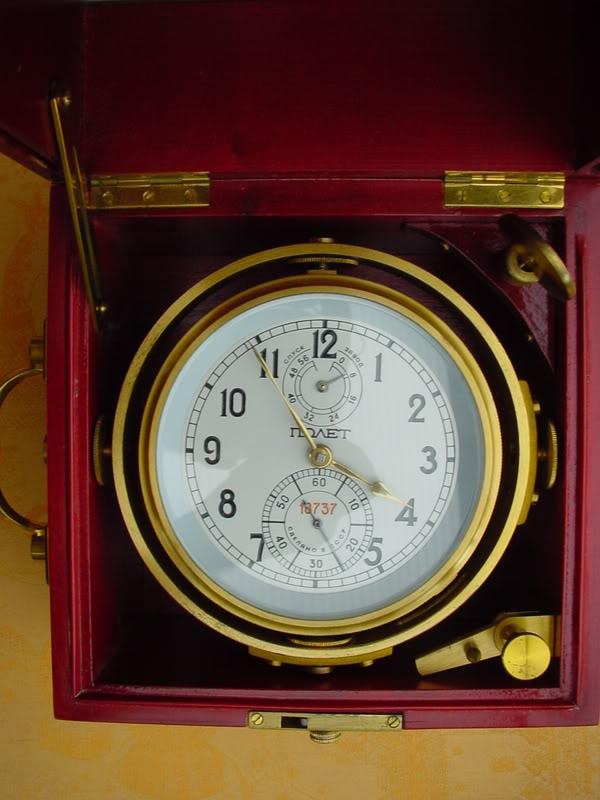 Il a débarqué : Revue d'un Chronomètre de Marine Hamilton de la WW2 - Page 4 DSC00394