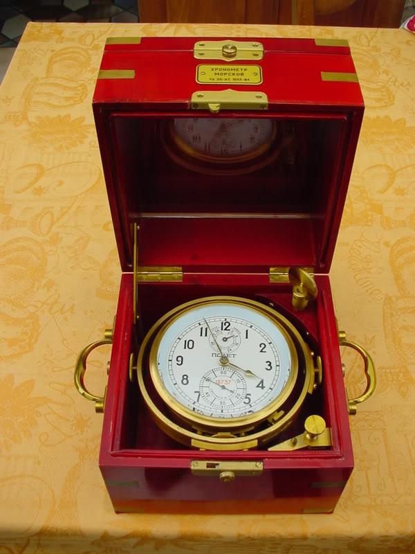 Il a débarqué : Revue d'un Chronomètre de Marine Hamilton de la WW2 - Page 4 DSC00395