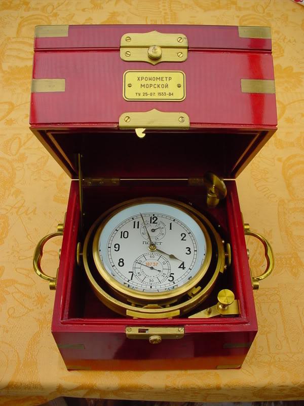 Il a débarqué : Revue d'un Chronomètre de Marine Hamilton de la WW2 - Page 4 DSC00396
