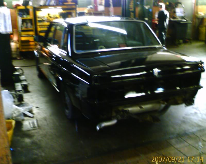 Jeh's 240 Start to current. 2paint