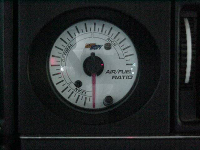 Jeh's 240 Start to current. Gauge4