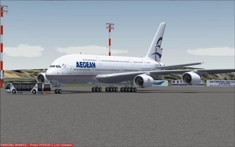 Aegean Air A380 (Fictional) A380AegeanWIP1