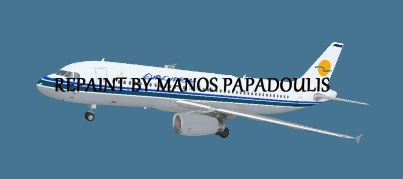 W.I.P. Eurocypria A320-232IAE Eurocypriapreview