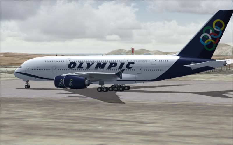 A380! OlympicAirA380WIP2