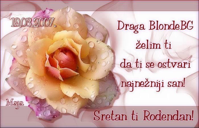 Draga Blonde BG BlondeBG