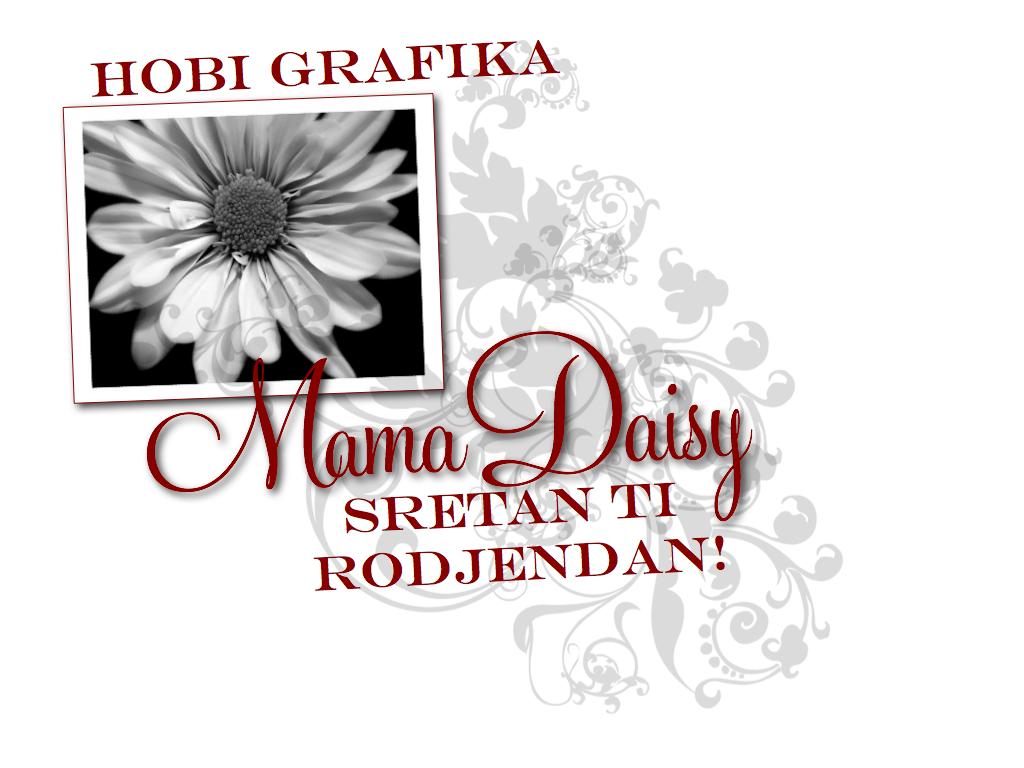 mama_daisy srecan rodjendanko Md11001