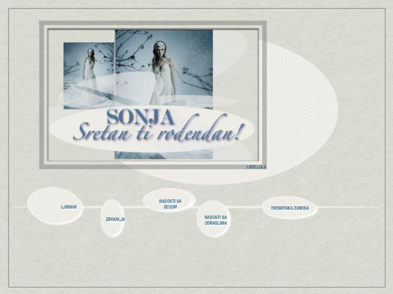 Sonja Srecan rodjendan Sonja1001-001