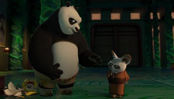 """""""Kung Fu Panda: La pelicula """" + Corto """"El secreto de los 5 furiosos """" - Post Oficial Video1"""