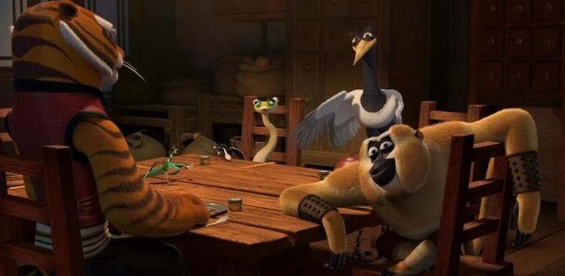 """""""Kung Fu Panda: La pelicula """" + Corto """"El secreto de los 5 furiosos """" - Post Oficial Video3"""