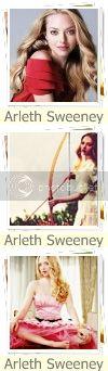 Arleth Sweeney ---> Amanda Seyfried ArlethSweeney2