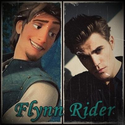 Personajes de los cuentos FlynnRider