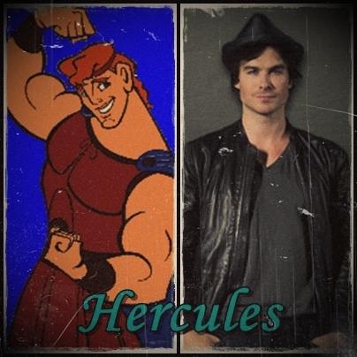 Personajes de los cuentos HerculesF