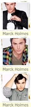 Biografias para la 2ª Temporada Marck2