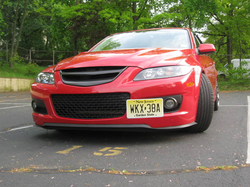 How to make your own front lip for 10 bucks