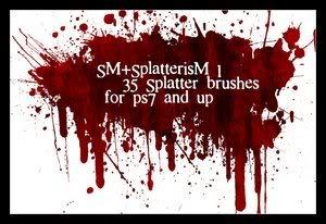 Brushlar ----Alıntıdır SM_SplatterisM_1__CS__by_smashmetho
