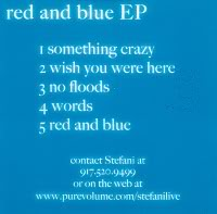 "Stefani Germanotta Band >> EP ""Red and Blue"" - Página 2 Rbback"