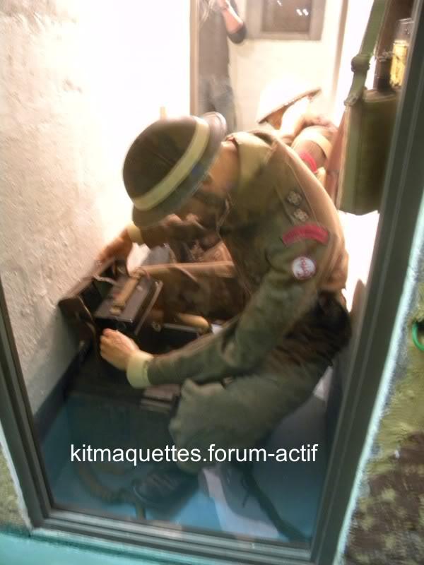 bunker - visite du musée du grand bunker à Ouistreham Ouistreham014