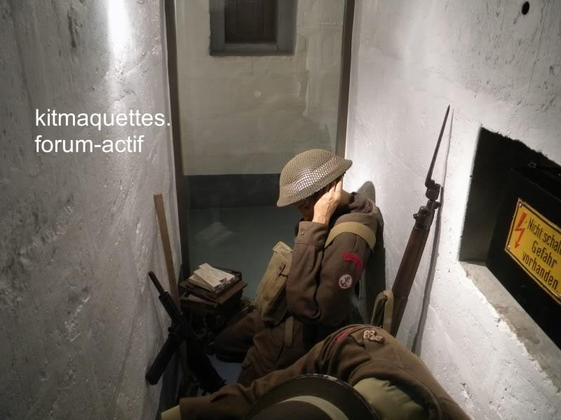 bunker - visite du musée du grand bunker à Ouistreham Ouistreham015