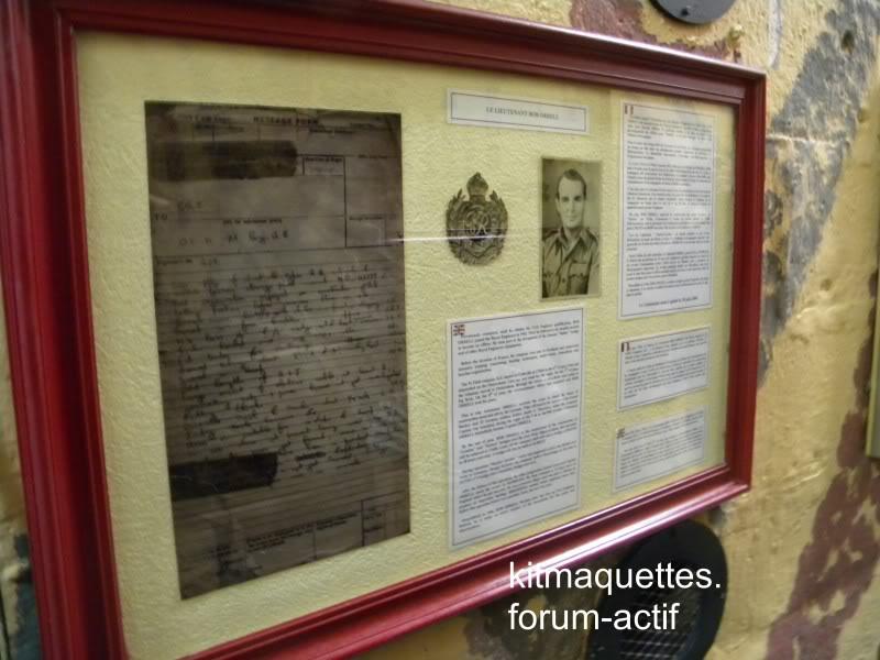 bunker - visite du musée du grand bunker à Ouistreham Ouistreham016