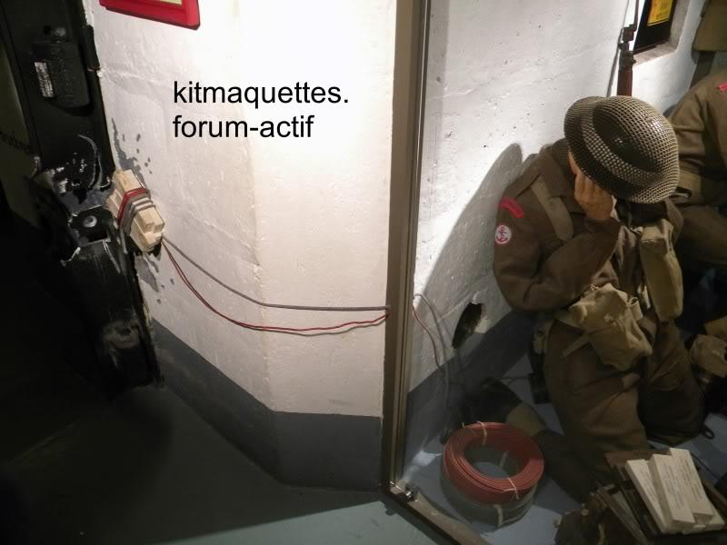bunker - visite du musée du grand bunker à Ouistreham Ouistreham021