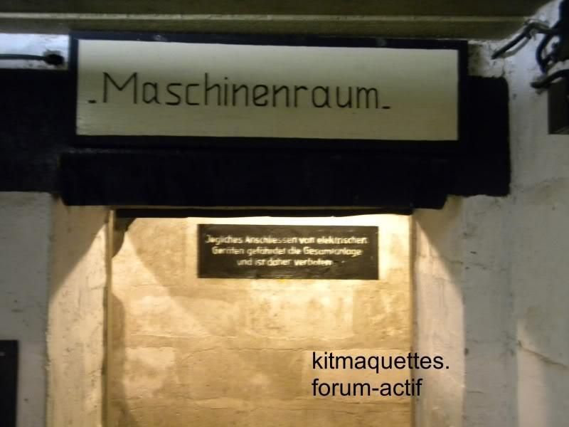 bunker - visite du musée du grand bunker à Ouistreham Ouistreham028