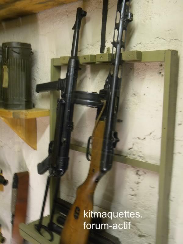 bunker - visite du musée du grand bunker à Ouistreham Ouistreham039