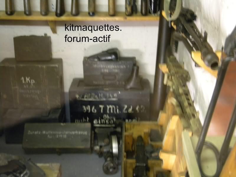 bunker - visite du musée du grand bunker à Ouistreham Ouistreham043