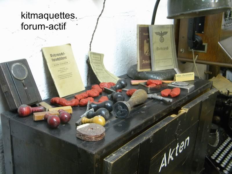 bunker - visite du musée du grand bunker à Ouistreham Ouistreham048