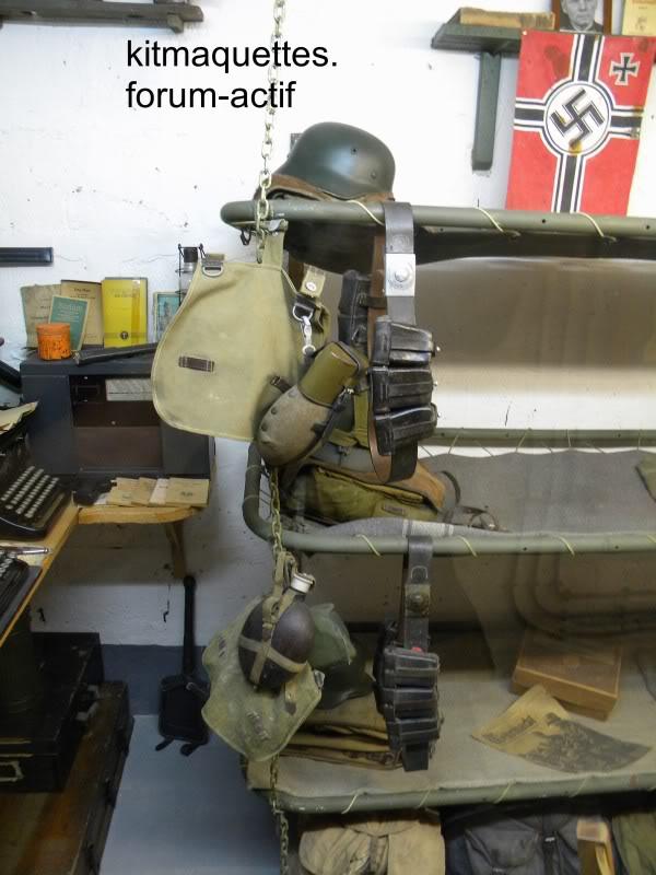bunker - visite du musée du grand bunker à Ouistreham Ouistreham049