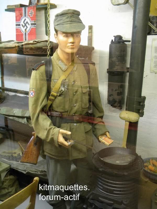 bunker - visite du musée du grand bunker à Ouistreham Ouistreham052