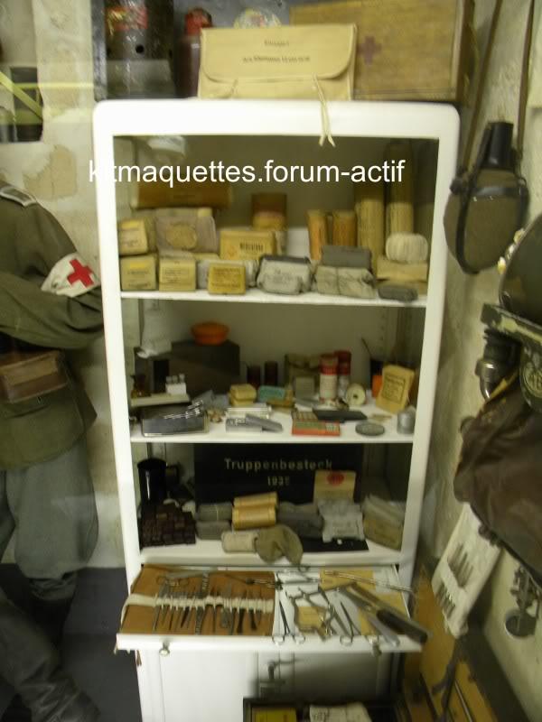bunker - visite du musée du grand bunker à Ouistreham Ouistreham057