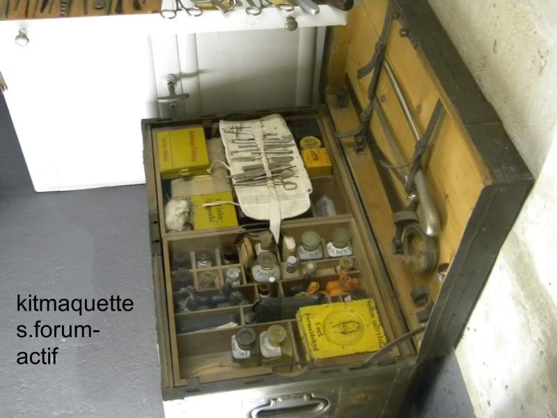 bunker - visite du musée du grand bunker à Ouistreham Ouistreham061