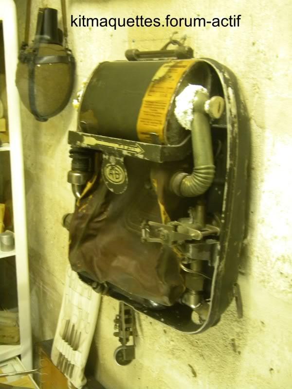 bunker - visite du musée du grand bunker à Ouistreham Ouistreham062