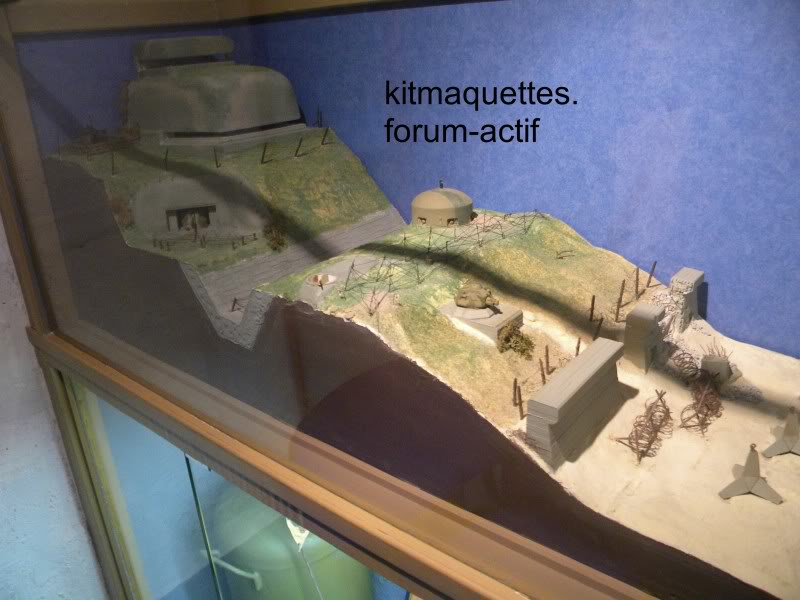 bunker - visite du musée du grand bunker à Ouistreham Ouistreham080