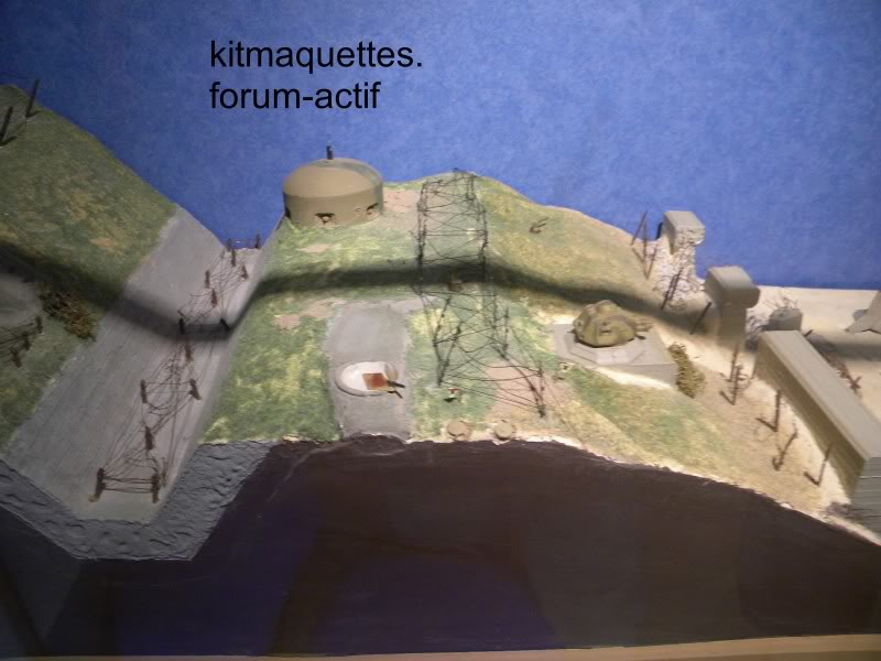 bunker - visite du musée du grand bunker à Ouistreham Ouistreham083