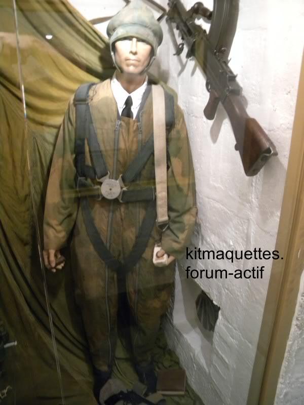 bunker - visite du musée du grand bunker à Ouistreham Ouistreham085