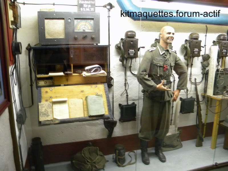 bunker - visite du musée du grand bunker à Ouistreham Ouistreham092