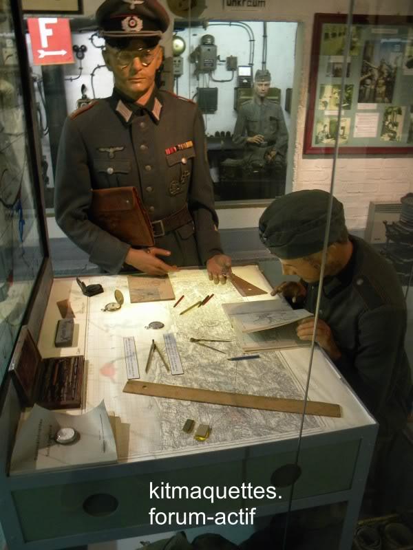 bunker - visite du musée du grand bunker à Ouistreham Ouistreham093
